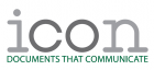 icon logo - docs that communicate
