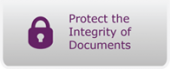 digital signature - bu protect hover en