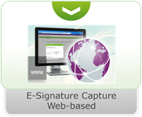 xyzmo e-Sign Capture Web-based